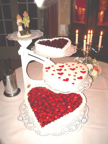 Cafe Heermann Cafe Confisserie Konditorei Hochzeitstorten